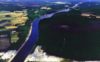 Сайменский канал, Финляндия — Россия — обзор