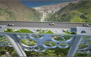 Футбольный мост, Германия — обзор