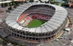 Стадион Ацтека, Мексика — обзор