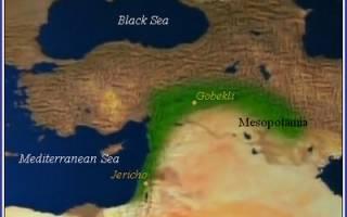 Каменные круги Гёбекли-Тепе, Турция — обзор