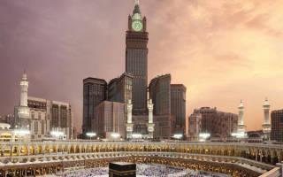 Башни Абрадж аль-Баит, Саудовская Аравия — обзор