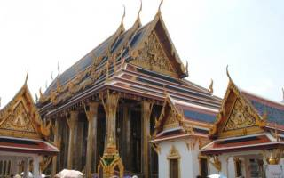 Храм Изумрудного Будды, Таиланд — обзор