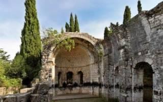 Абхазия что посмотреть в Цандрипш