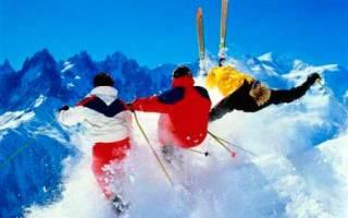 Ля Танья — обзор и отзывы лыжного курорта Франции