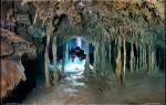 Пещера Сак-Актун, Мексика — обзор