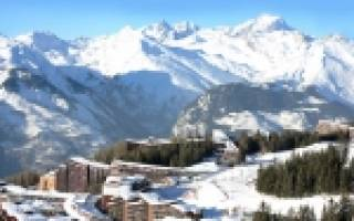 Лез Арк — обзор и отзывы лыжного курорта Франции