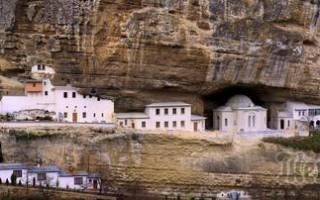 Ущелье Марьям-Дере, Россия — обзор