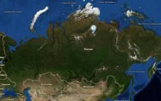 Кратер Попигай, Россия — обзор