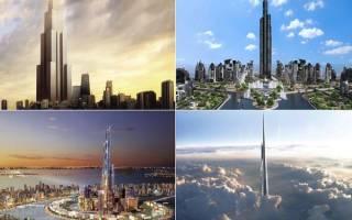 Привет, перистые! Высочайшие здания мира — обзор