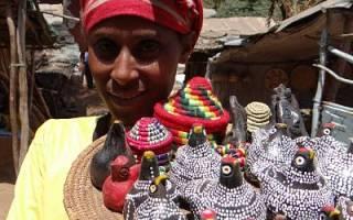 Лалибэла, Эфиопия — обзор