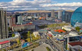 Улан-Батор, Монголия — обзор