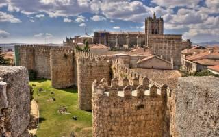 Авила, Испания — обзор