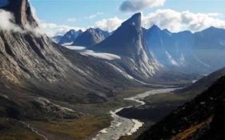 Гора Тор, Канада — обзор