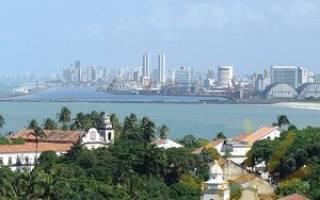 Олинда — что посмотреть по городам Бразилии