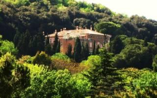 Вилла Мадама, Италия — обзор