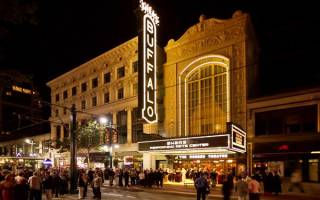 Театр Sheas Buffalo, США — обзор