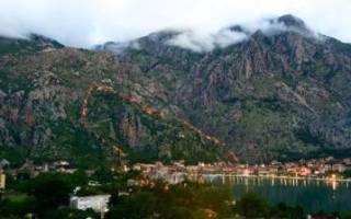 Черногория — обзор и отзывы для туриста