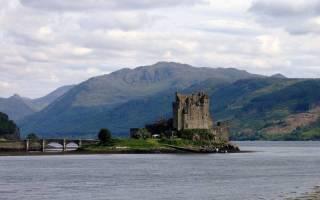 Замок Эйлен-Донан, Шотландия — обзор