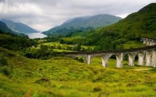 Виадук Гленфиннан, Шотландия — обзор