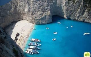 Пляж Навагия, Греция — обзор