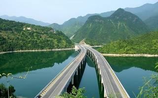 Тяньцзиньский виадук, Китай — обзор