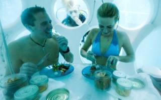 Подводный ресторан «Жемчужина», Мальдивы — обзор