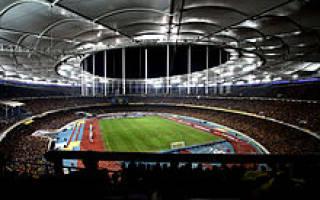 Национальный стадион Букит Джалил, Малайзия — обзор