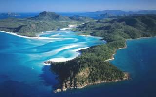 Остров Фрейзер, Австралия — обзор
