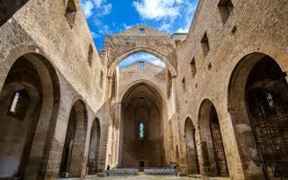 Церковь Санта-Мария-делло-Спазимо, Италия — обзор