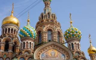Храм Спаса-на-Крови, Россия — обзор
