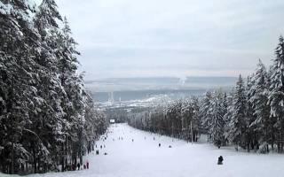 Обзор и отзывы лыжного курорта Златоуст (Спорт-Экстрим)