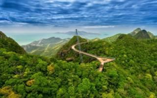 Смотровая площадка Skybridge, Малайзия — обзор