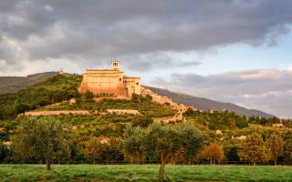 Ассизи — что посмотреть по городам Италии