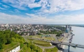 Россия что посмотреть в Барнауле
