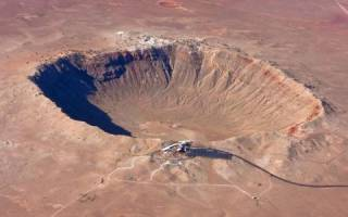 Космические бомбардировщики. Самые большие метеоритные кратеры планеты — обзор