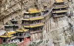 Огненные горы, Китай — обзор
