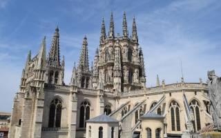 Бургосский собор, Испания — обзор