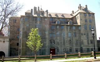 Замок Фонтхилл, США — обзор