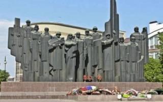 Россия что посмотреть в Воронеже