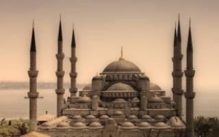 Мечеть Султан Ахмед, Турция — обзор