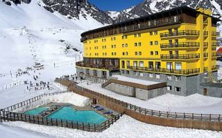 Чапа Верде — обзор и отзывы лыжного курорта Чили