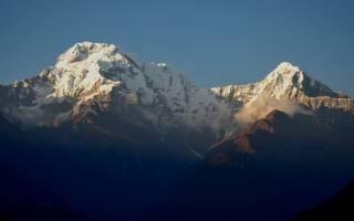 Маршрут Кольцо Аннапурны, Непал — обзор