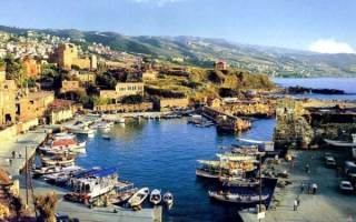 Библ, Ливан — обзор