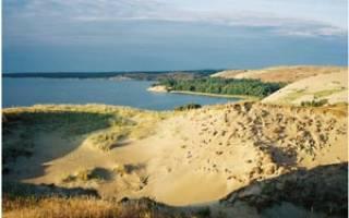 Дюны — что посмотреть по городам Болгарии