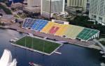 Стадион Marina Bay, Сингапур — обзор