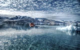 Море Уэдделла, Антарктида — обзор