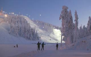 Рованиеми  — обзор и отзывы лыжного курорта Финляндии