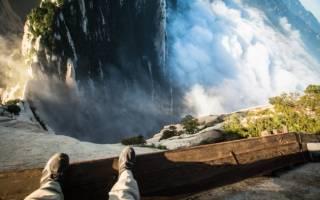 Пощекотать «мурашки». 11 опаснейших мест Земли для любителей адреналина — обзор