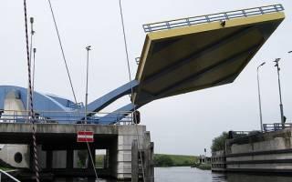 Подъемный мост Слауэрхоф, Нидерланды — обзор