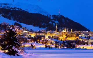 Санкт-Мориц — что посмотреть по городам Швейцарии